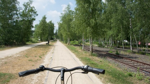 I want to ride my bicycle – auf dem Ringgleis!