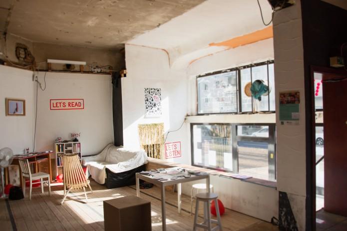 Früher war hier eine Wand - nun kommt reichlich Sonnenlicht in den Raum. Foto: BSM