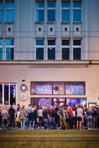 """Beim """"Sound checken"""" gibt es Live-Konzerte. Foto: Schrill"""