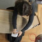 Ein Surfboard entsteht. Foto: Protohaus.