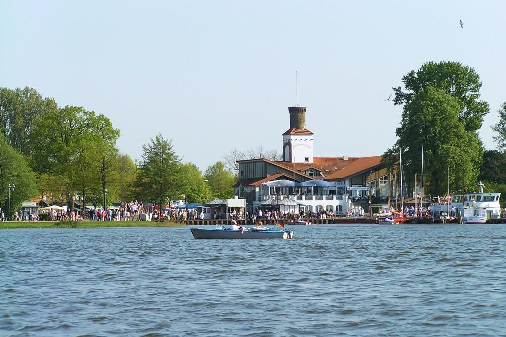 Im schönen Steinhude gibt es viel zu sehen. Foto: Steinhuder Meer Tourismus GmbH