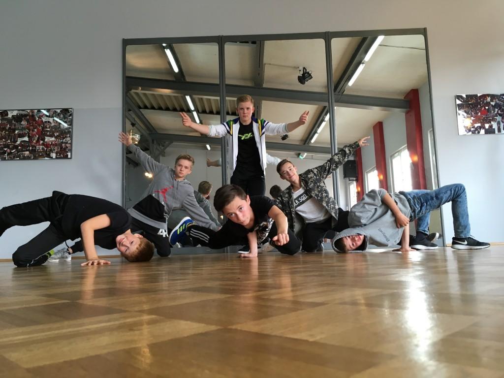 In der Tanzstudio Dangerous Style kann man unter anderem Breakdance lernen. Foto: Dangerous Styles