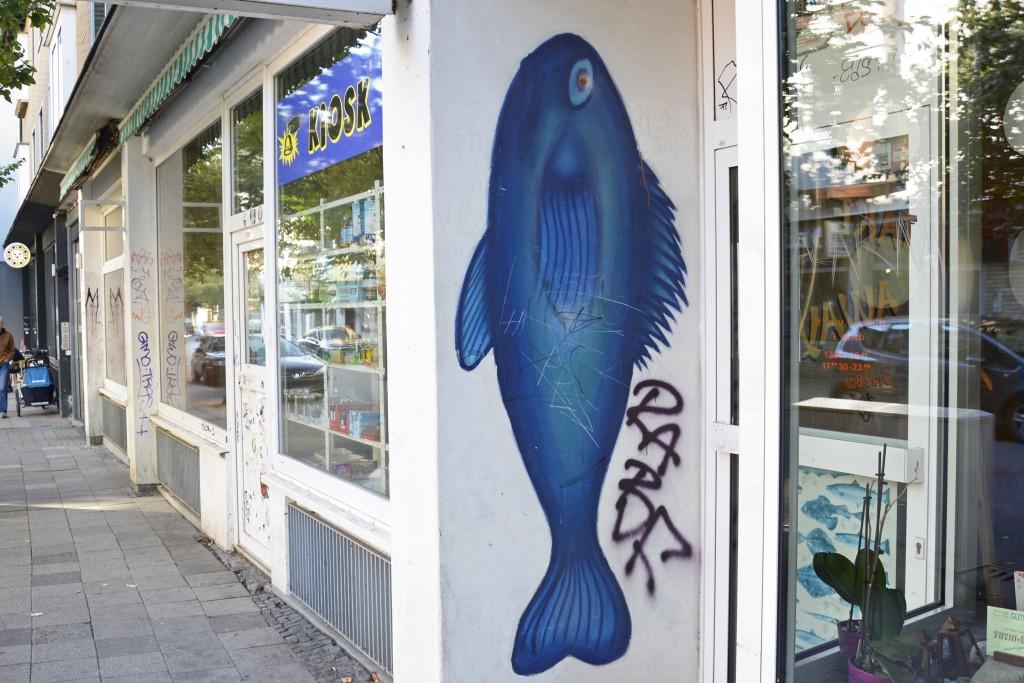 Fisch! Foto: BSM