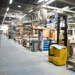 Die Produktionshalle von Grotrian-Steinweg. Foto: BSM