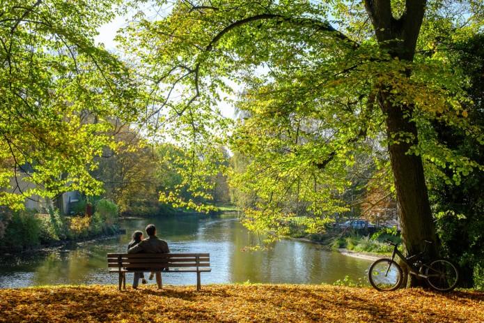 Auch im Herbst gibt es in der Löwenstadt viel zu erleben. Foto: BSM/Gerald Grote