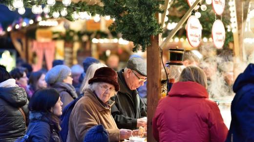 Der Weihnachtsmarkt für alle