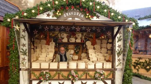 Die Liebe zum Weihnachtsmarkt