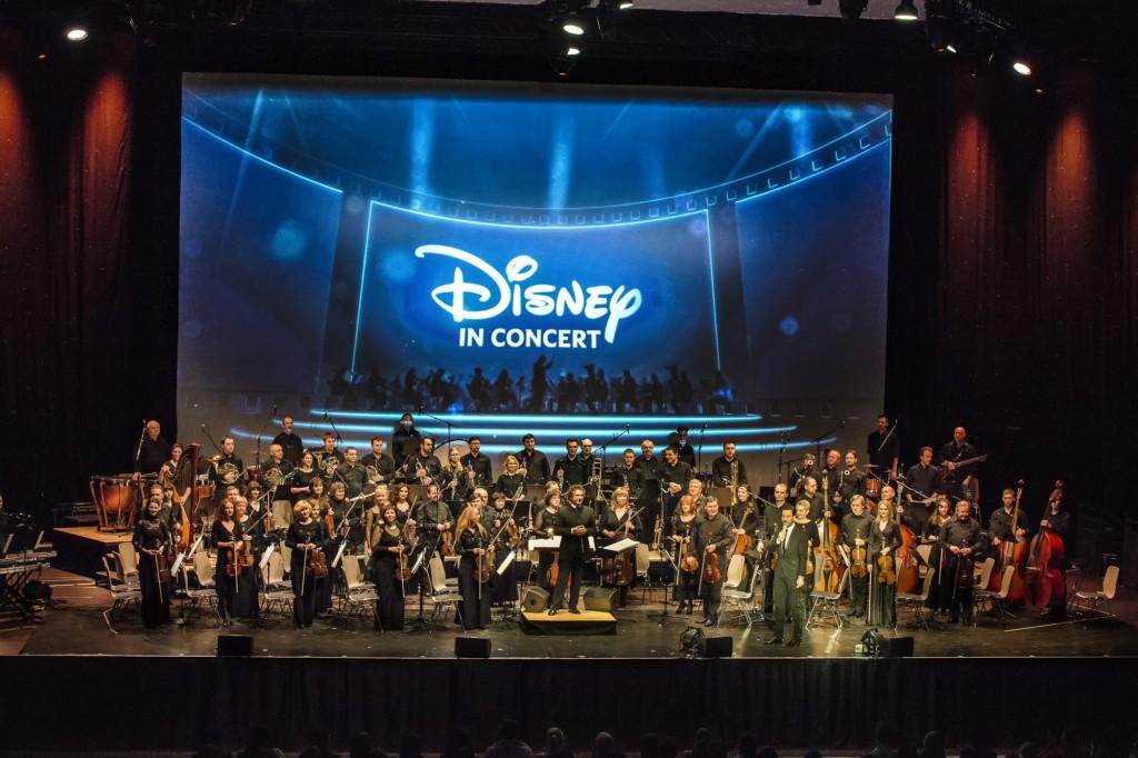 Bei den bekannten Disneyliedern kommen Kindheitserinnerungen wieder. Foto: Kai Heimberg.