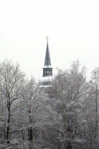 Das Kloster Riddagshausen ist auch im Winter eine Augenweide. Foto: BSM/Thomas Ammerpohl