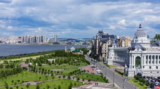 Tatarische Tradition und moderne Wissenschaft: Kasan