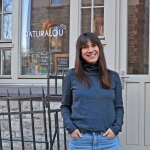Louisa Dellert freut sich, dass sie sich mit naturalou eine Ladenfläche im östlichen Ringgebiet sichern konnte. Foto: BSM