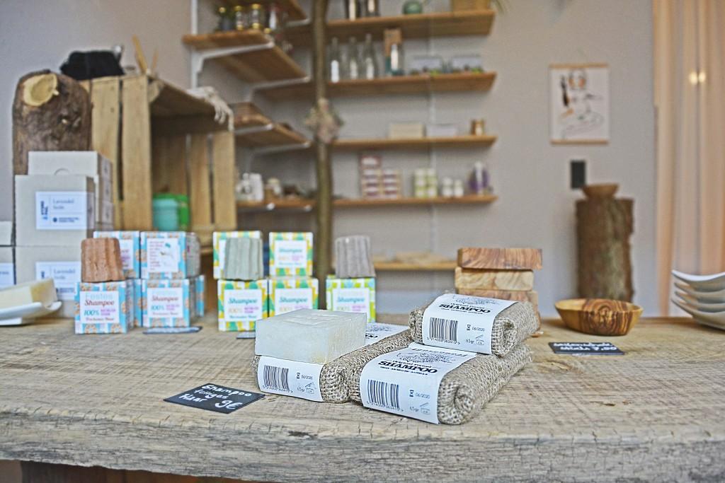 Seifen und Co.: Einfache Schritte in Richtung Nachhaltigkeit. Foto: BSM