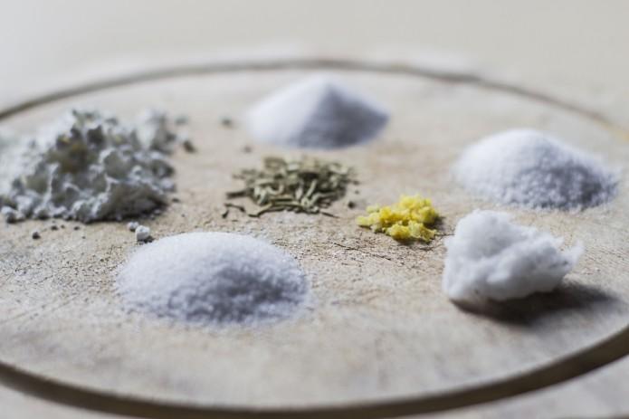 Feine Salze und Kräuter wecken die Sinne. Foto: BSM.
