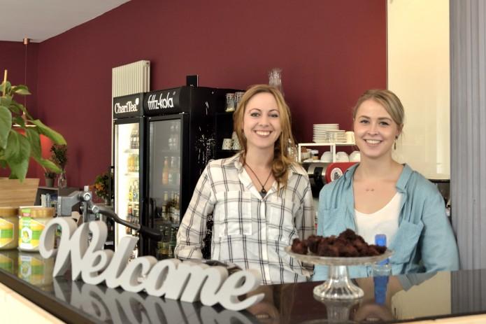 Caféeröffnung im Magniviertel