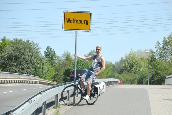 Von Braunschweig nach Wolfsburg. Foto: BSM