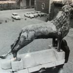 1967: Aber langsam fordern schädliche Umwelteinflüsse ihren Tribut. Foto: Stadtarchiv Braunschweig
