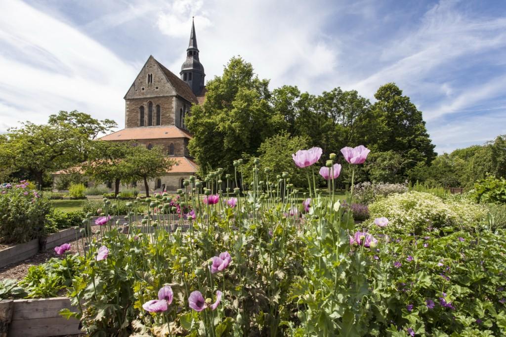 Die Klosterkirche in Riddagshausen ist ein schöner abschluss für einen städtetrip