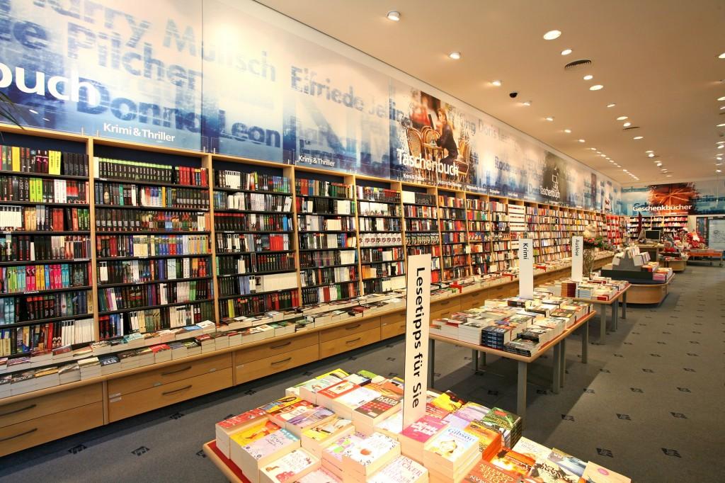 In der Buchhandlung Graff gibt es eine große Auswahl an Mangas. Foto: Buchhandlung Graff