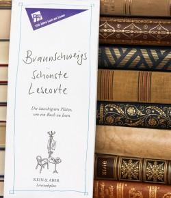 Braunschweigs schönste Leseorte