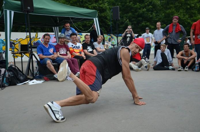 Breakdance kehrt zurück in den Prinzenpark. Foto: Veranstalter