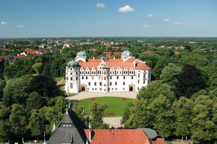 Herzogschloss Celle. Foto: CTM GmbH
