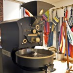 Dieser schöne Kaffeeröster kommt bei Contigo einmal in der Woche zum Einsatz. Foto: BSM