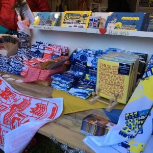 """""""La Kitchenette"""" bietet kreative Geschenkideen mit Braunschweig-Bezug an. Foto: BSM"""