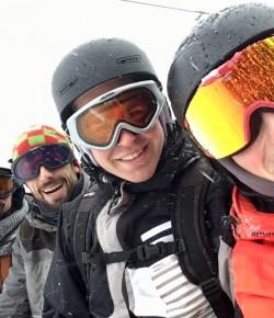 Ab in die Region: Wintersport