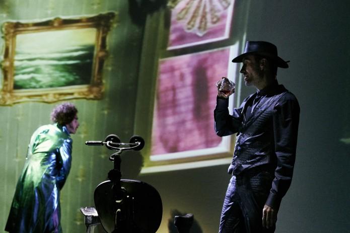 Produktionsfotos: Spiel mir das Lied vom Tod (Amerika-Trilogie Teil 1) Staatstheater Braunschweig