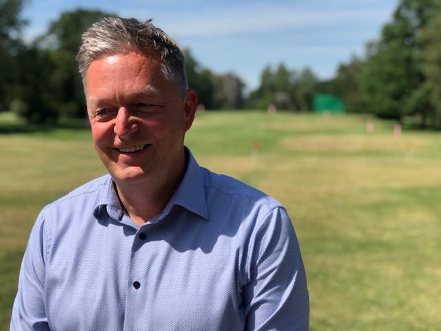 Thomas Schwarz ist Kommunikationswart des Golf-Klubs Braunschweig.