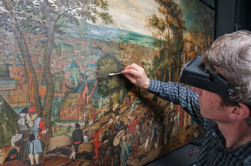 Brueghel Veranstaltungen Dezember