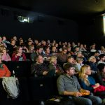 Blick ins Kinopublikum