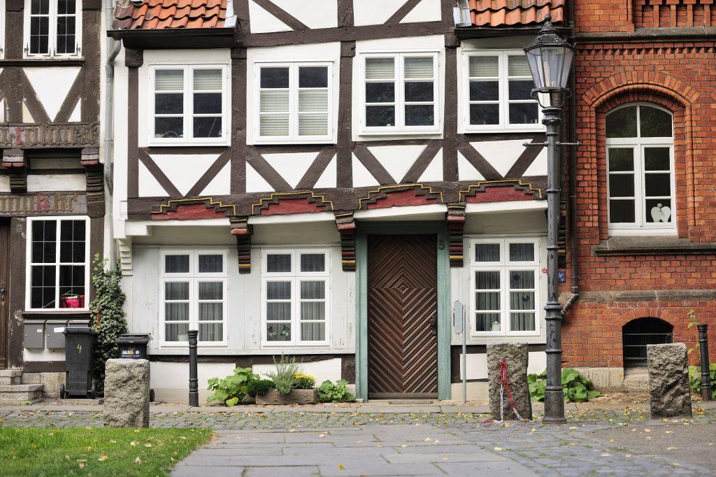Fachwerkhaus im Magniviertel