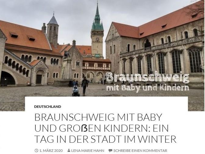 Braunschweiger Burgplatz.