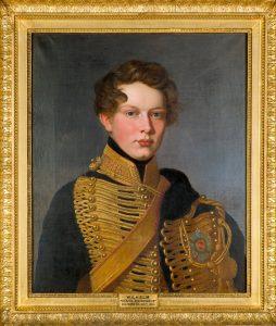 Abbildung: Herzog Wilhelm (1806-1884) als Jugendlicher, Franz Seraph Stirnband, 1823, Öl auf Leinwand; Foto: P. Sierigk