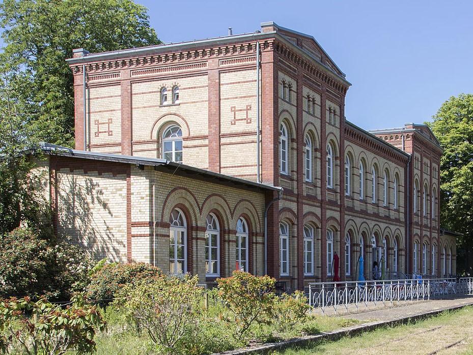 Nordbahnhof in Braunschweig