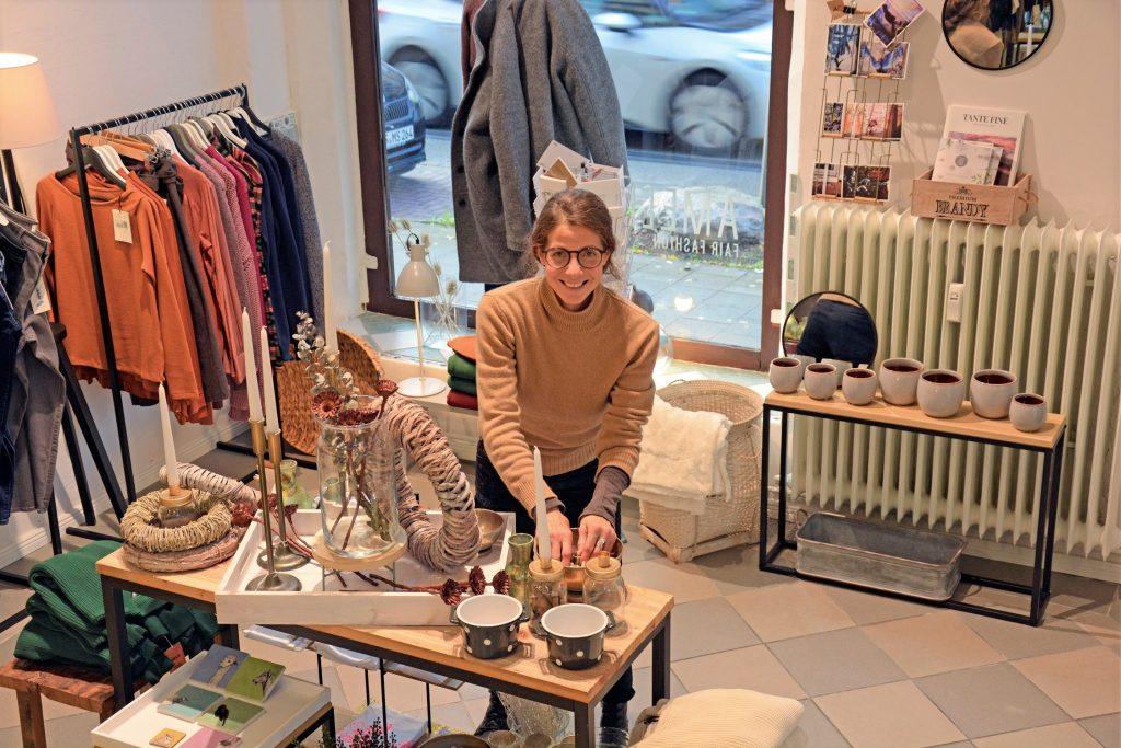 Amelie Fair Fashion im östlichen Ringgebiet